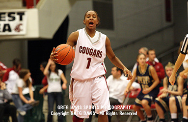 April Cook - Washington State Basketball