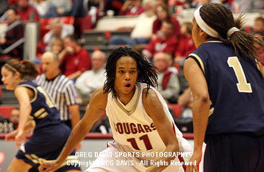 Jazmine Perkins - Washington State Women's Basketball