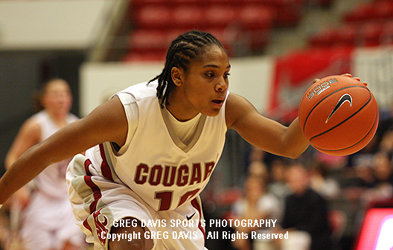 Danielle LeNoir - Washington State Women's Basketball