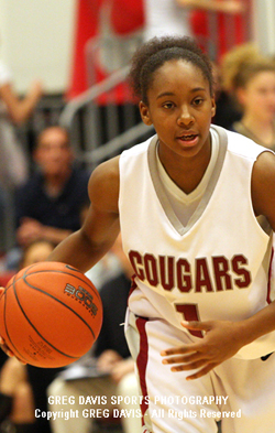 April Cook - Washington State Women's Basketball