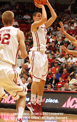 Klay Thompson - Washington State Basketball