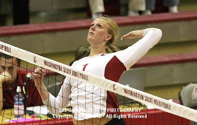 Rachel Todorovich - Washington State Volleyball