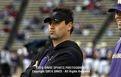 Steve Sarkisian - Washington Football
