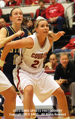 Lexie Pettersen - Washington State Basketball