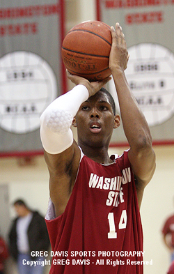 James Watson - Washington State Basketball