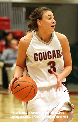 Rosie Tarnowski - Washington State Women's Basketball