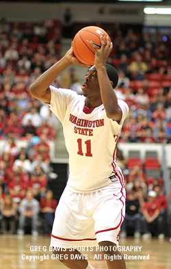 Xavier Thames - Washington State Basketball