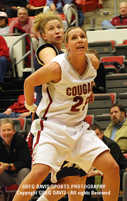 Lexie Pettersen - Washington State Women's Basketball