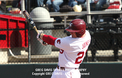 Derek Jones - Washington State Baseball