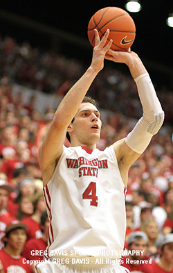 Nikola Koprivica - Washington State Basketball
