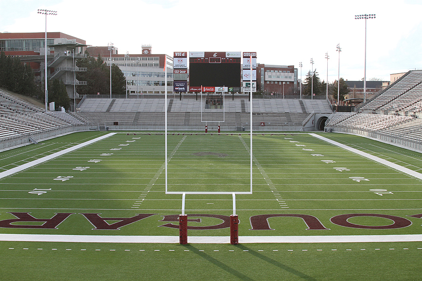 Martin Stadium - Washington State University