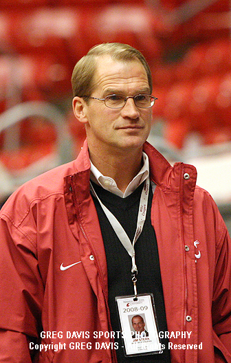 Jim Sterk - Washington State University Athletic Director