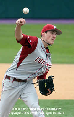 Travis Cook - Washington State Baseball