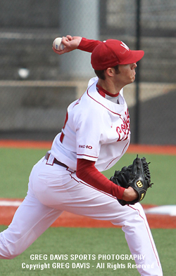 David Stilley - Washington State Baseball