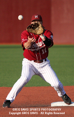 Michael Weber - Washington State Baseball