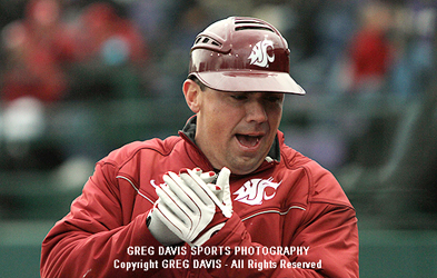 Donnie Marbut - Washington State Baseball