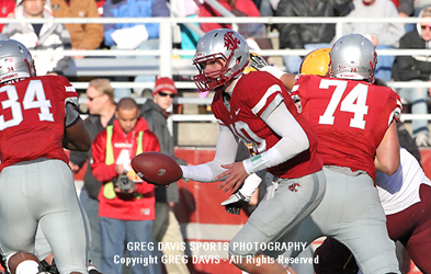 Jeff Tuel - Washington State Football