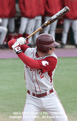 Cody Bartlett - Washington State Baseball