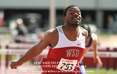 Jeshua Anderson - Washington State Track and Field