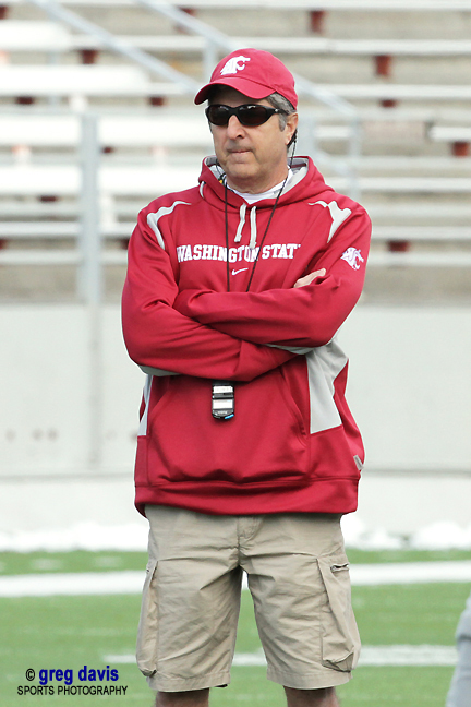 Mike Leach - Head Football Coach / Washington State Cougars